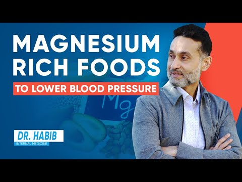 Use Magnesium To Lower Blood Pressure - Foods In Magnesium To Lower Blood Pressure
