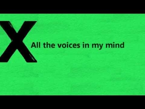 Ed Sheeran  Bloodstream Lyrics