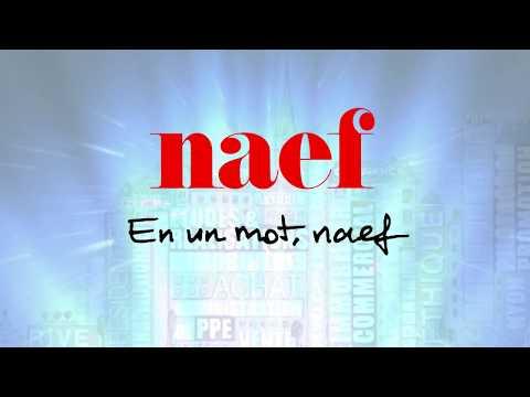 Outro vidéo logo Naef