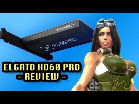 Best 60fps capture card? - Elgato HD60 PRO - REVIEW