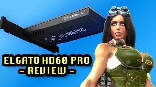 Best 60fps capture card? - Elgato HD60 PRO - REVIEW