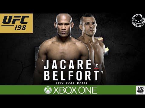EA SPORTS UFC 2 - RONALDO JACARE X VITOR BELFORT - UFC 198 CURITIBA Português-BR