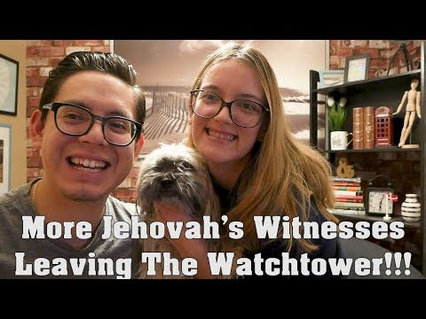 More people EXITING the WATCHTOWER!!! jw.org