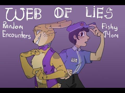 [Cover] Random Encounters - Web Of Lies [FishyMom]