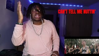 FIIXD X 1MILL - CAN'T TELL ME NUTTIN' ft. DIAMOND, 19HUNNID & 1-FLOW | Reaction by The Black Kid