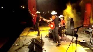LOS CORONAS en directo en EXPLOSIÓN LOCAL! 5, Jinetes Radioactivos + Youza