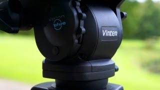A Day with the Vinten Vision Blue - high-end tripod & fluid head