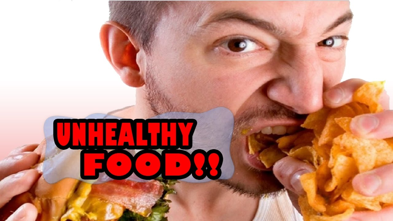 TOP 10 Most Unhealthy Foods In The World You Should Avoid