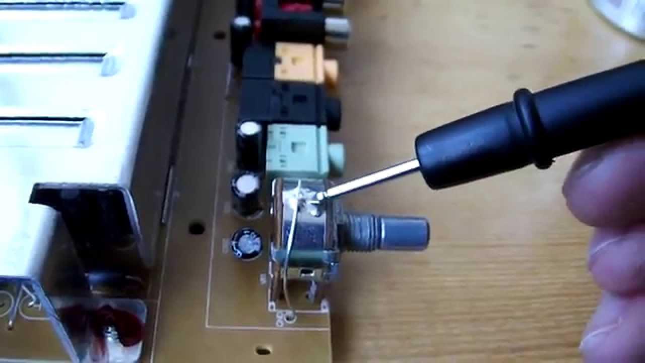 Logitech z506 Subwoofer Repair  YouTube
