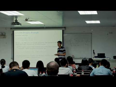 SSSI Guangzhou 2017: Daniel Xu