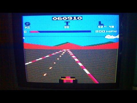 Pole Position - Score 60,910 - Fuji Track - Atari 2600