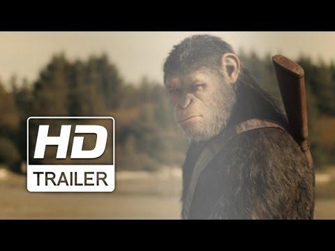 Planeta dos Macacos: A Guerra   Trailer Oficial   Legendado HD