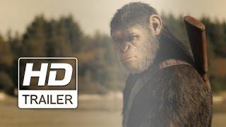 Planeta dos Macacos: A Guerra | Trailer Oficial | Legendado HD