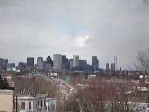Boston from dorchester 2007