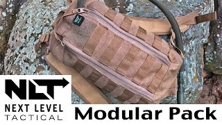 NLT Gear Modular Pack - Review