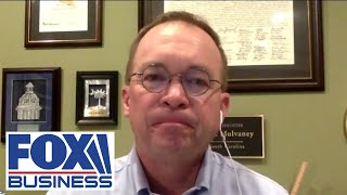 Mick Mulvaney concerned next stimulus is about 'political popularity'