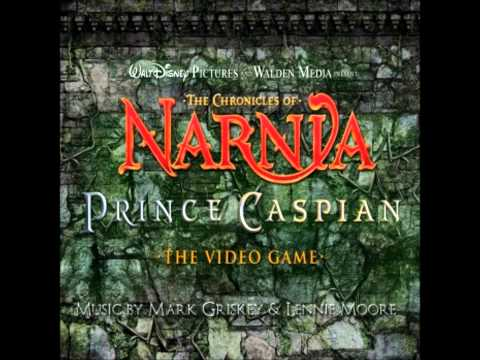 The Chronicles of Narnia: Prince Caspian Video Game Soundtrack - 23. Cair Paravel Ruins - Cove Pt 2