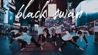 [KPOP IN PUBLIC NYC] BTS (방탄소년단) - 'BLACK SWAN' Dance Cover by CLEAR