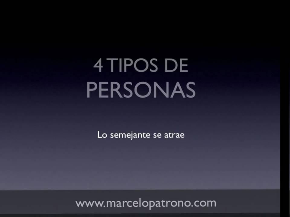 4 tipos de personas marcelo patrono youtube ForTipos De Persas