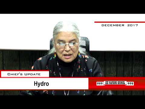 Hydro / Taxation OI Leasing (Chiefs Update December 2017)