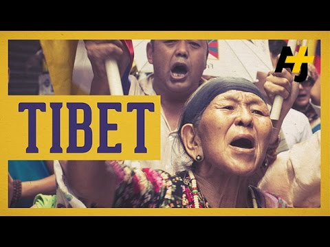 Tibet's Fight For Independence
