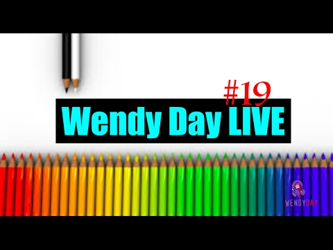 LIVE With Wendy Day #019 | Answering Your Questions Live