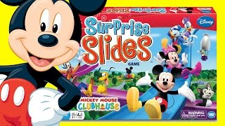 Mickey Mouse Clubhouse Surprise Slides Game by Disney Junior
