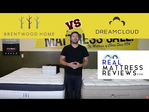 DreamCloud VS Oceano Mattress Comparison and Review