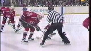 ОИ-1998 Канада - Чехия полуфинал 2