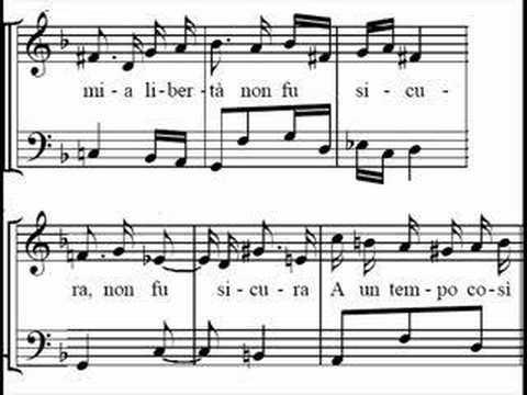 "Handel - Vedendo Amor ""In un folto bosco ombroso"" A Scholl"