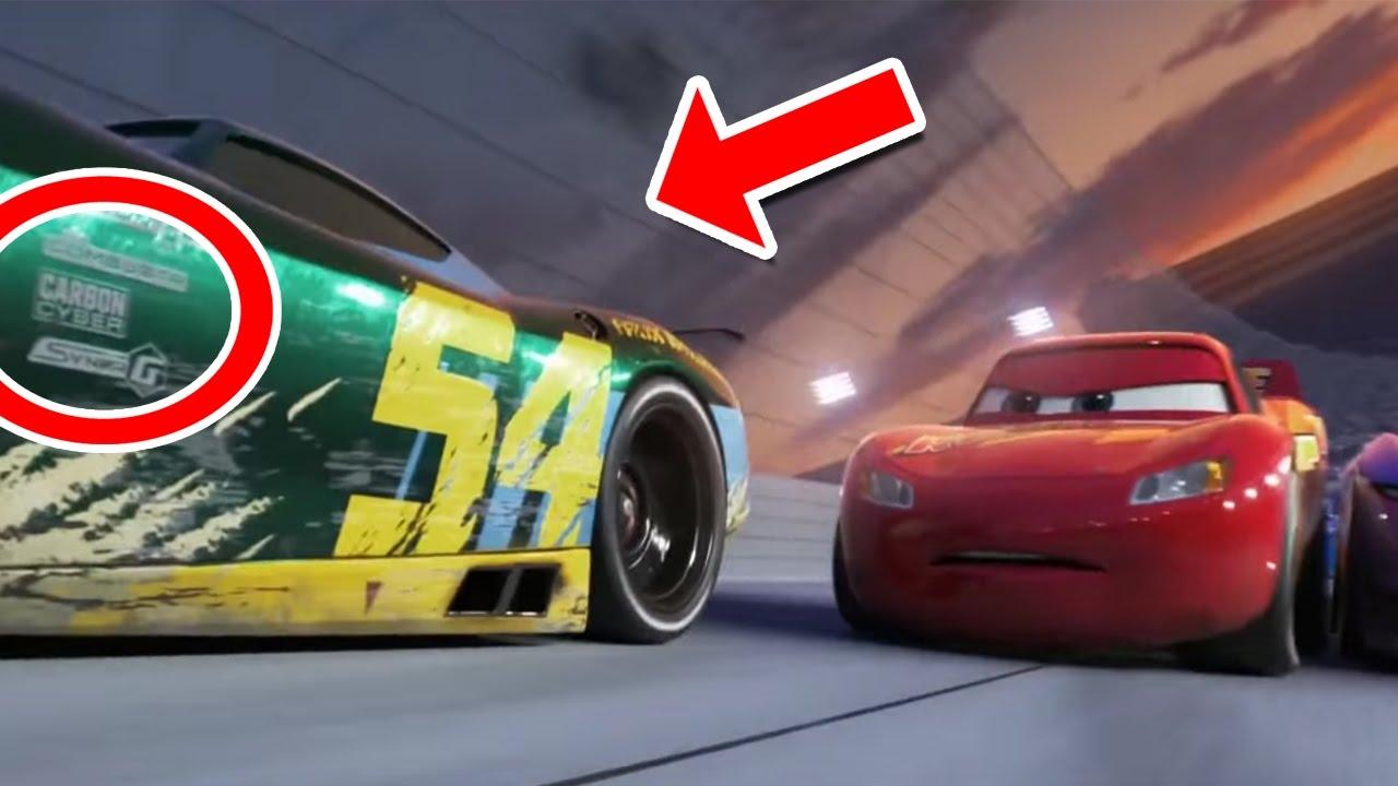 Pixar Cars Wallpaper 7 Incre 237 Bles Mensajes Ocultos En El Trailer De Cars 3