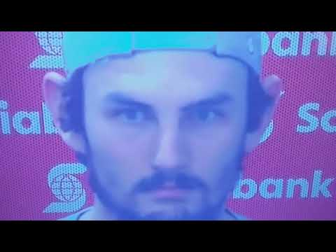Connor Hellebuyck can move his eyes, very fast