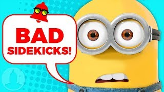 7 Worst Sidekick Characters in Cartoons! | Channel Frederator