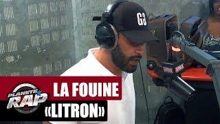 """La Fouine """"Litron"""" #Plane?teRap"""