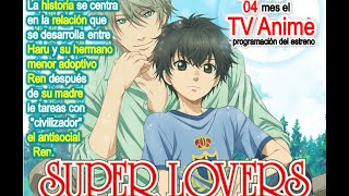 Super lovers - teaser trailer sub. español