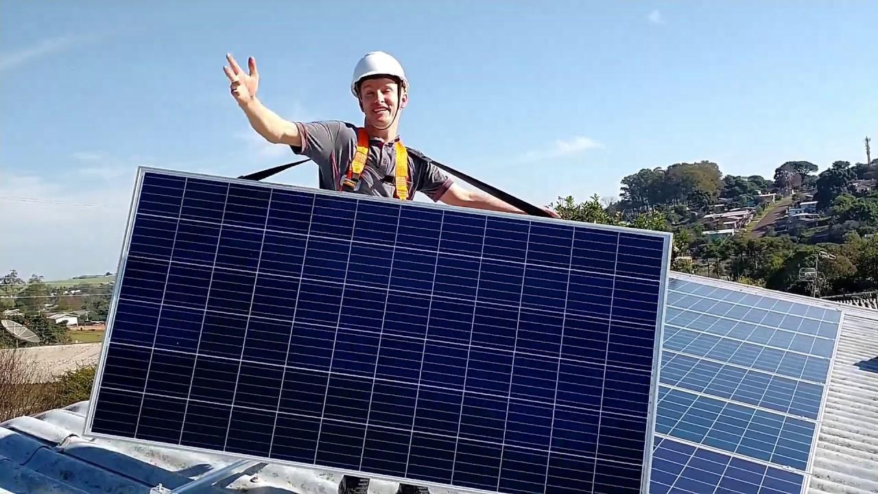 Energia Limpa e Sustentável!