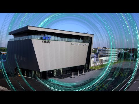 The construction of OMV Innovation & Technology Center - time laps video