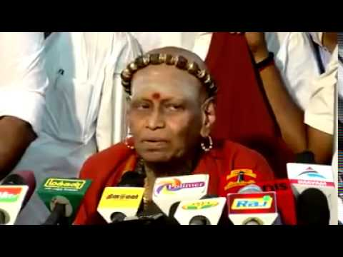 Tamil swami about islam hot speech