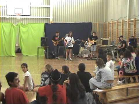 Festival Cartagena Students Got Talent, 14 Jun 2014 *The Stuff*