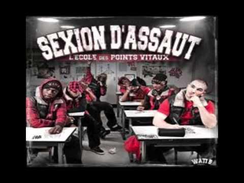 Sexion d'assaut - Désolé (Instrumental With Hook)