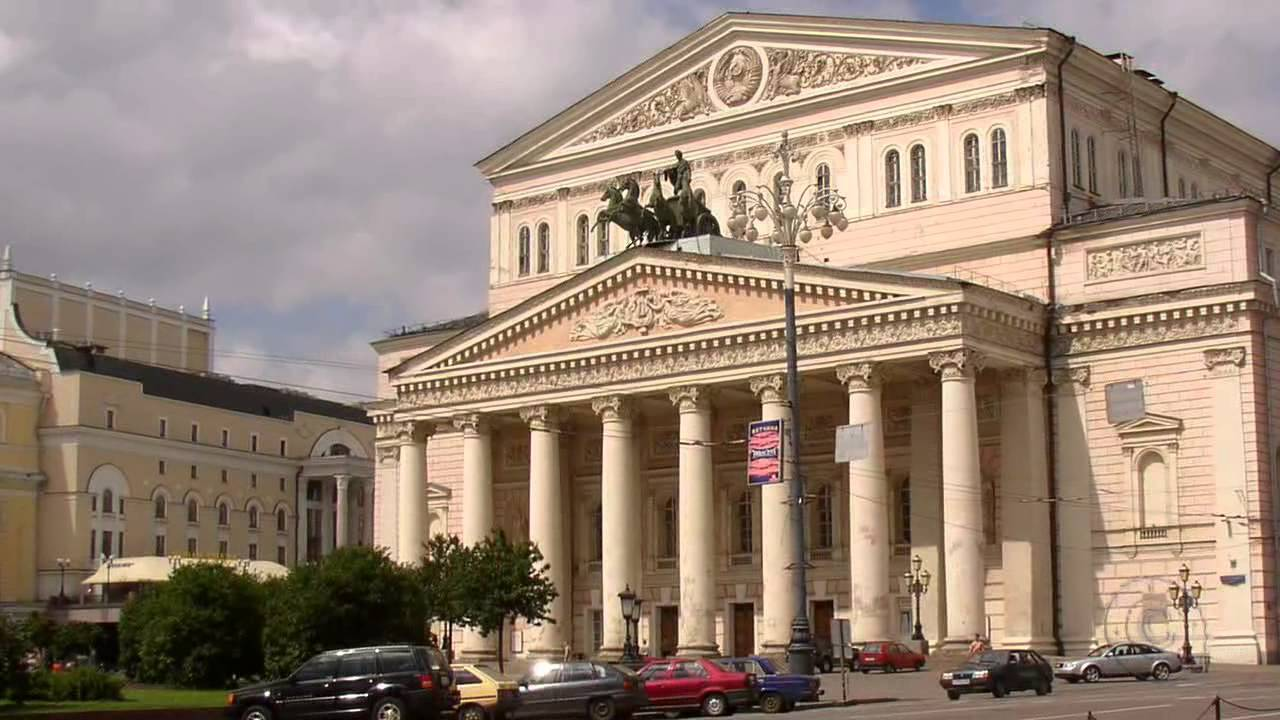 Большой Театр. Санкт-Петербург - YouTube