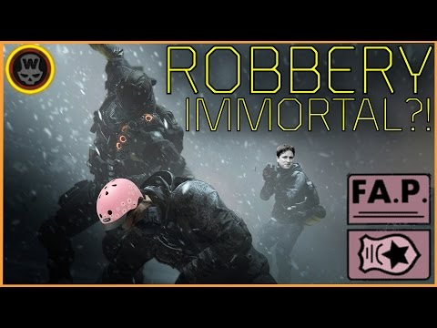 The Division - Robbery, Immortal?! Survival Moments #3