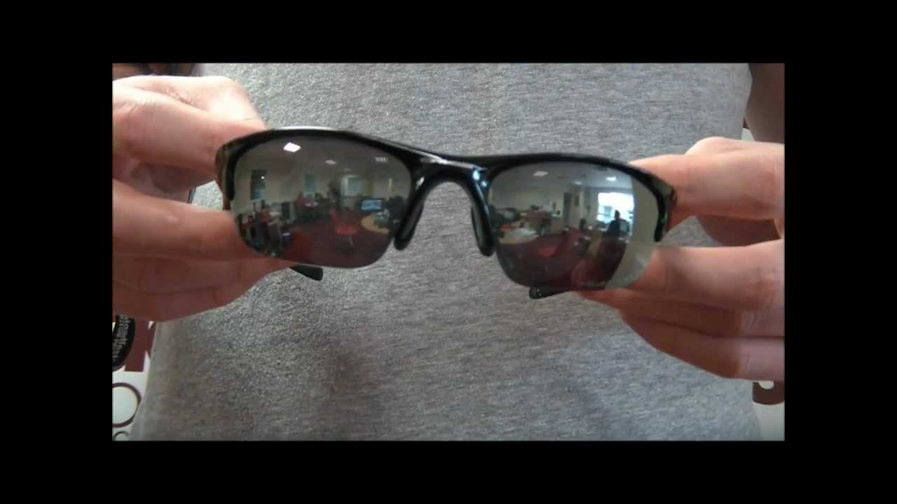 eab114ce01f Oakley Half Jacket 2.0 Sunglasses Review - OO9144-04 - YouTube