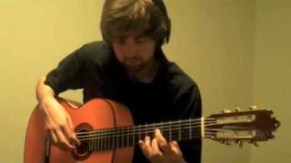 Theme from Up - Classical Guitar