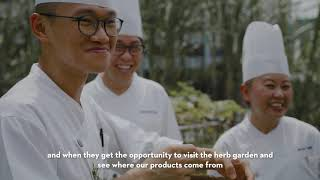 Grand Hyatt Singapore | Farm To Table