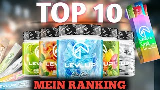 Meine TOP 10 LevlUP Gaming Booster Geschmäcker! | BURN Gaming