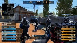 Vici vs 2EZ - [Game 1] Inferno - ESL Pro League Season 8 Asia