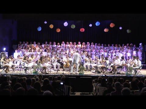 Concert de l'Escola de Música Frederic Mompou