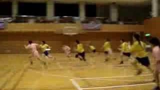 2007年5月2日(水)ハンドボール女子試合