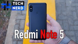 Redmi Note 5 - ANÁLISE/REVIEW